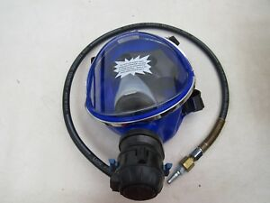 Survivair Panther Full Facepiece Supplied air Respirator 2020 P968445