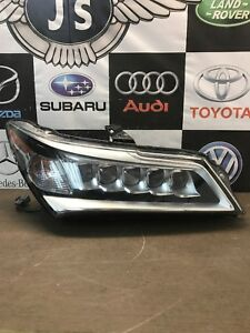 2014 2015 2016 Acura Mdx Right Side Led Headlight Used Oem
