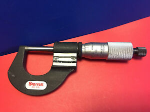 Digital Starrett No 216 Micrometer
