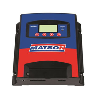 Matson 30amp Dc To Dc Charger Up To 500 Watt Solar Input Up To 400 A h Battery