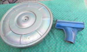 Ford Air Cleaner 1965 1966 1967 Mustang Falcon Fairlane Cougar Stripped Plated