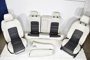 2006 2007 Mazdaspeed6 Seat Set Seats Door Panels Speed 6 Ms6 06 07