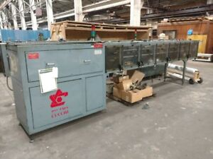 Pietro Cucchi Bar Feed For Davenport Automatic Multi Spindle Screw Machine