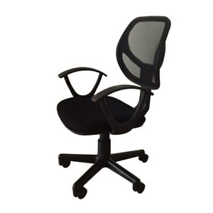 Mesh Home Office Chair Computer Middle Back Task Swivel Seat Ergonomic Chair_new