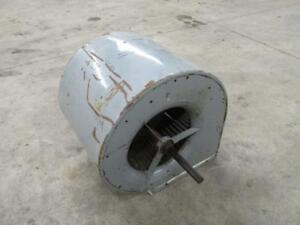 10 Squirrel Cage Ventilation Blower Fan Centrifugal 13 X 11 1 2 Exhaust