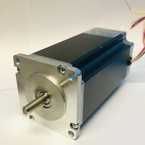 Nema 23 Stepper Motor 400 Oz in 2 0a Bipolar Portescap 23h318d20b