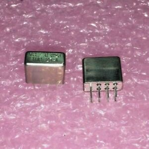 2 Piece Lot Ttmo 25 1 Mini circuits Plug in Rf Transformer 50 0 02 To 30 Mhz