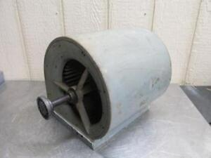 9 Squirrel Cage Ventilation Blower Fan Centrifugal 11 3 4 X 10 1 4 Exhaust