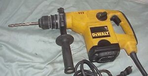 Dewalt D25404 Hammer Drill 1 1 8 Sds Shank Type Corded Very Nice