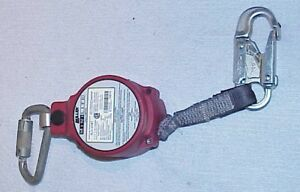 New Old Stock Miller Fall Limiter Fl11 1 11ft 310 Lb Rated Protection Mini Lite