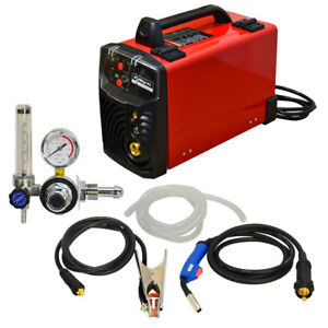 Wire feed Welder 30 140 Amp Welding Arc Welder Mig Tig 120 V Tool Gbt Inverter