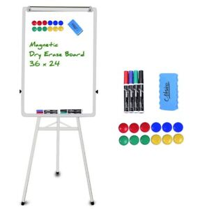 Nosiva Tripod Whiteboard 24x36 Magnetic Dry Erase Board 8425 20 Off