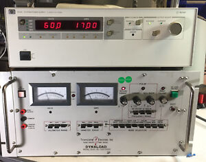 Agilent Hp 6030a Variable Dc Power Supply 0 200v 0 17a 1000w Load Tested