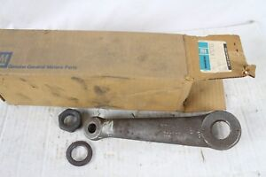 New Oem 1982 1990 Chevrolet Camaro Pitman Arm Part Number 7837631