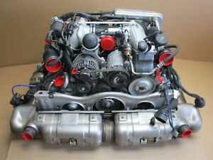 08 Carrera Turbo 911 Porsche 997 Complete Engine 3 6 Motor R72 80 R72 80 30 254