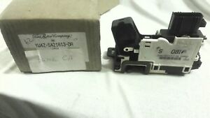 Nos Ford 2000 Lh Drivers Side Inside Door Latch Assembly Yw4z 5421813 da 2