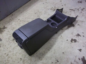 02 03 04 05 Ford Explorer Mountaineer Center Console Cupholder Charcoal Oem