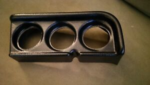 Bmw 2002 Turbo Style 3 Gauge Pod Console
