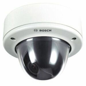 Security Camera Indoor Black And White 12vdc Surface Mount Bosch Flexidome