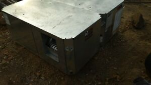 Trane 2 1 2 Ton Commercial Air conditioning Package Unit New Unused