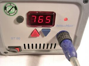 Pace St 50 Soldering Station Base Only Tested Good