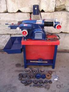 Ammco 4000 Brake Lathe Disc Drum 6950 Twin Facing Cutter With Extras