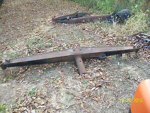 Rear Axle Assembly l Gleaner Combine 2wd