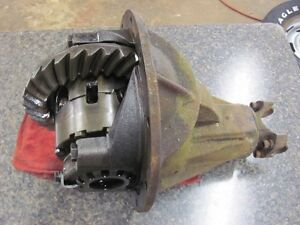 Rare 1958 58 Chevy Posi Rear End Differential 3 55 P Impala 348 Corvette 3743833
