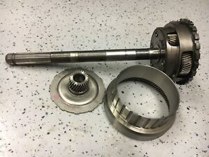 Gm Powerglide V8 Gearset 1 76 Ratio Un Raced Transmission Free Shipping