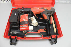 Hilti Dx 460 mx Air Powder Actuated Fastening Tool