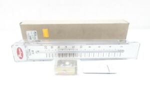 Dwyer Rmc 122 Flow Meter 0 20 Scfm Air 1 2in Npt