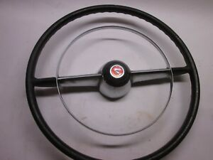 1952 Mercury Steering Wheel Rat Rod