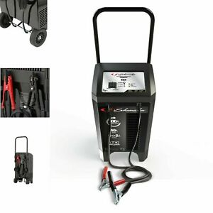 Heavy Duty 12v 2 6 40 200 Amp Automatic Battery Charger Jump Starter Maintainer