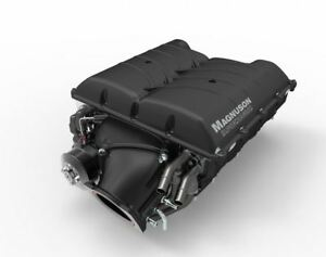 Chevrolet Camaro Ss Lt1 6 2l V Heartbeat Supercharger System No Calibration