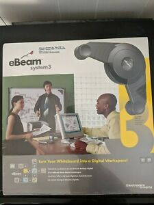 Ebeam System3 Digital Whiteboard Turn Your Whiteboard Into A Digital Workspace