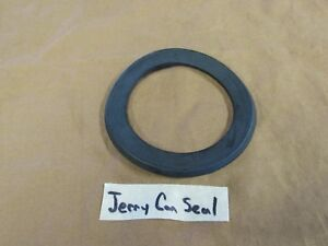Jeep Willys Jerry Can Cap Gasket Blitz Rike Mb Gpw M38 M38a1 Gas Can Military