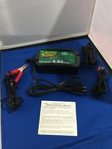 Battery Tender Plus High Efficiency 12v Charger New Without Packing As Seen