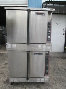 Garland Master 200 Commercial Double Stack Electric Convection Oven 208v 3ph