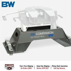 Rvb3305 B W Trailer Hitches 5th Wheel Hitch Companion Base 25k For B W Rvk3305