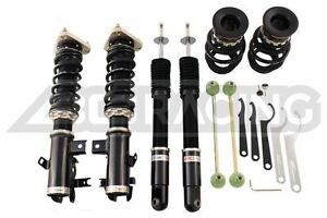 For 2014 2015 Honda Civic Si Bc Racing Br Series Adjustable Suspension Coilovers