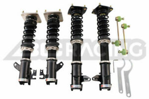 For 99 03 Mazda 323 Bc Racing Br Type Adjustable Damper Suspension Coilover Kit