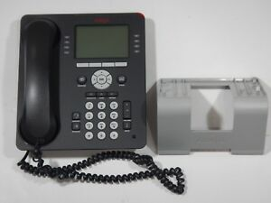 Avaya Ip Office Phone Model 9508 With Stand 700500207 Used