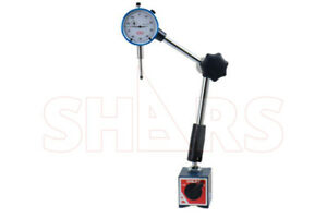 Shars 135lbs Hydraulic Magnetic Base With 1 Dial Indicator New A