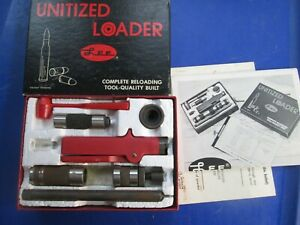 Lee Unitized Loader for Rifle Cartridges Kit As-Is