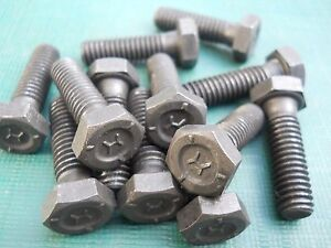 Mopar Six Pack Carb Mounting Bolts Twelve Pack