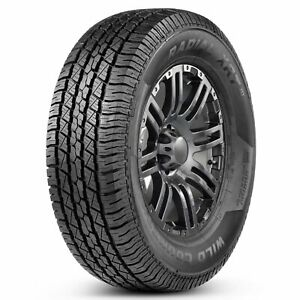 Multi mile Wild Country Radial Xrt Iii Lt 245 75r16 Load E 10 Ply A t Tire