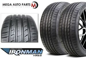 2 Ironman Imove Gen 2 As 225 45zr17 Xl 94w All Season High Performance Tires