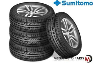 4 New Sumitomo Touring Ls 205 55 16 91t All Season High Performance Tires
