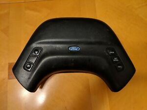 1994 Ford Ranger Steering Wheel Cover Horn With Cruise Control Buttons