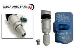 Itm Tire Pressure Sensor 433mhz Metal Tpms For Mercedes Benz Gle 2016